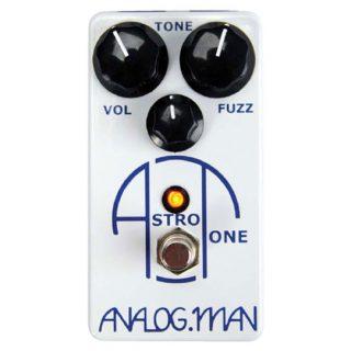 Review: Analogman Astro Tone Fuzz