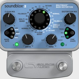 Review: Audio Source Multiwave Bass Distortion