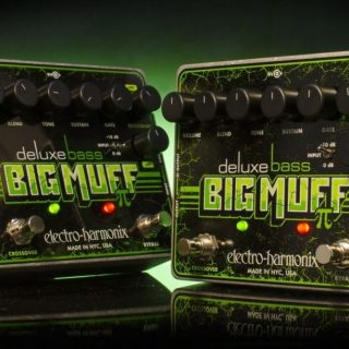 Pedal News: EH Deluxe Bass Big Muff Pi