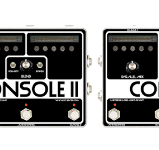 Pedal News: Devi Ever Console Project
