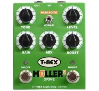 Guitar Pedal News: T-Rex Møller 2 and Sweeper 2