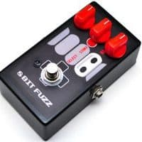 Level up with these 8 bit guitar pedals
