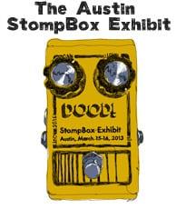 Announcing The Austin StompBox Exhibit