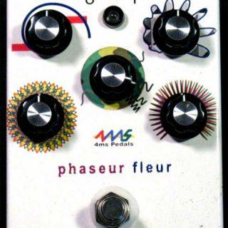 Guitar Pedal News: 4ms Pedals Phaseur Fleur
