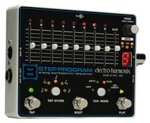 Guitar Pedal News: Electro-Harmonix RTG and 8 Step Program