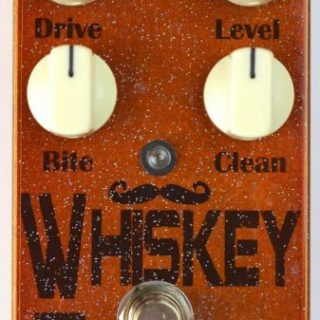 Guitar Pedal News: DMB Pedals Whiskey Bender