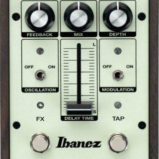 Guitar Pedal Reviews: Ibanez Echo Shifter