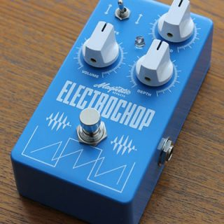 Guitar Pedal News: Magnetic Effects Electrochop