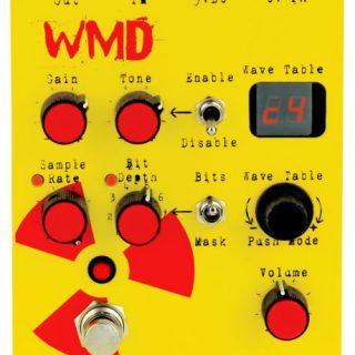 Pedal Reviews: WMD Geiger Counter