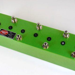 Disaster Area Midi pedal controllers DMC 4-B and DMC 7