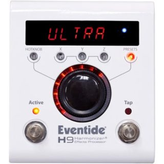 Eventide Announces Android Control for the H9 Harmonizer