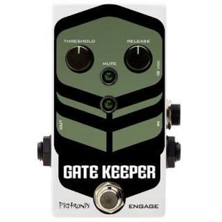 New Pedals: Pigtronix Gatekeeper Noise Gate