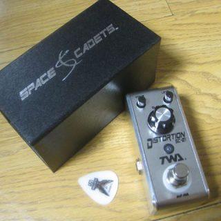 "TWA announces ""Space Cadette"" compact line of pedals"