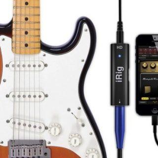 Guitar Pedal Reviews: iRig HD