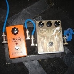 Sonic Youth's Pedal and Equipment Archive