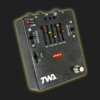 New Pedals: TWA's Great Divide