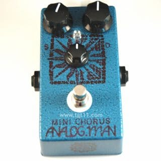 Pedal Review: Analog Man's Mini Chorus