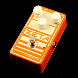 Try the SolidGoldFX Zeta at the Brooklyn Stompbox Exhibit 2013