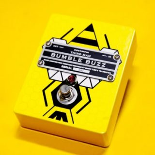 Jack White's guitar pedal, the Bumble Buzz