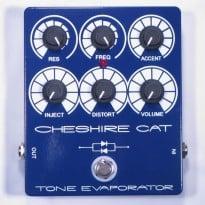 New Pedals: Amzel Electronics' Cheshire Cat Tone Evaporator