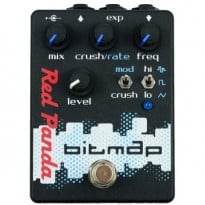 A look at Red Panda Lab's Bitmap – a bitcrusher pedal