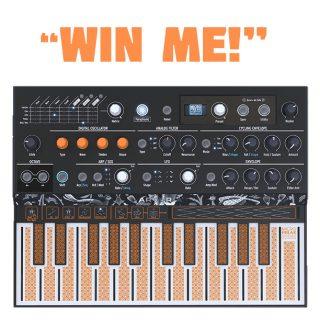 Win an Arturia MicroFreak through Synthesthesia 2021 [closed]