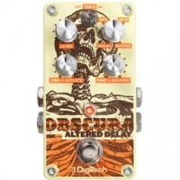 New Pedals: Digitech Obscura Altered Delay