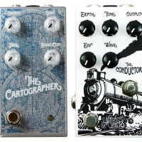 Matthews Effects' Conductor and Cartographer