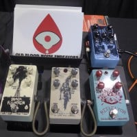 New Pedal Manufacturers: Old Blood Noise Endeavors