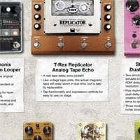 New Pedals at the BKLYN Stompbox Exhibit 2015