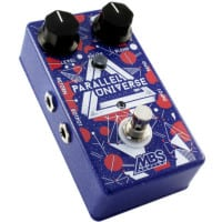 New Pedals: MBS Effects Parallel Universe Routing + Mixer pedal
