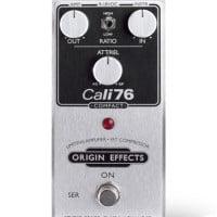 A Urei 1176 on your board? Origin Effects' Cali76 Compressor