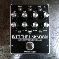 Cool DIY Synth Pedal: Parasit Studio's Into the Unknown