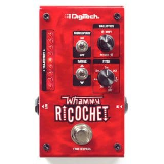 Digitech unveils the Whammy Ricochet
