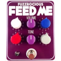 New Pedals: Fuzzrocious' Feed Me EQ/Preamp/Tone Shaper