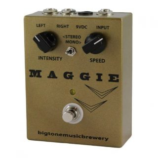Featured Pedal: Big Tone Brewery's Maggie Tremolo/Vibrato
