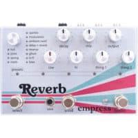 """Empress' new reverb: """"Reverb!"""""""