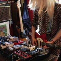 Jenny Tuite's (of Dirty Dishes) favorite stompboxes