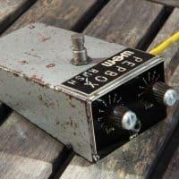 Seminal, vintage fuzz pedals: the WEM-Rush Pepbox – by Gearphoria