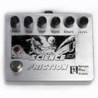 New Pedal: Escape Plan Pedals Science Friction Delay