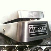 Dandy Job's Whipple Wah at the Brooklyn Stompbox Exhibit