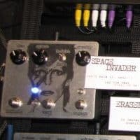 Main Ace FX debuts Space Invader delay at the Brooklyn Stompbox Exhibit 2016