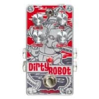 A new synth pedal: DigiTech Dirty Robot!