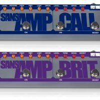 Tech 21 unveils Fly Rig Brit and Fly Rig Cali at LA Stompbox Exhibit