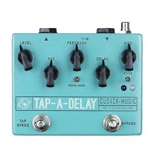 Cusack Music Tap-A-Delay – Delay + Modulation
