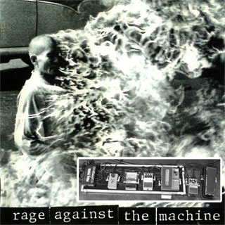 Rage Against The Machine's debut album turns 25!