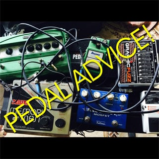 Pedal Advice – The Delicious Audio Video Playlist!