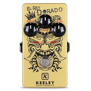 Keeley El Rey Dorado Plexi-Style Overdrive