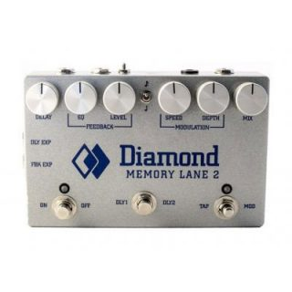 Great Guitar Pedals: Diamond Memory Lane 2