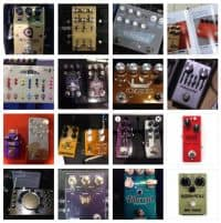 All the videos of new pedals at NAMM 2017